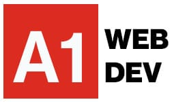 A1WebDev Logo